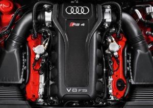 4.2 FSI V8 RS4