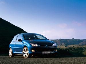 Peugeot 206 RC 2.0 16v