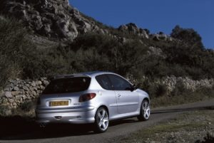 Peugeot 206 RC 2.0 16v 130kW (177K)