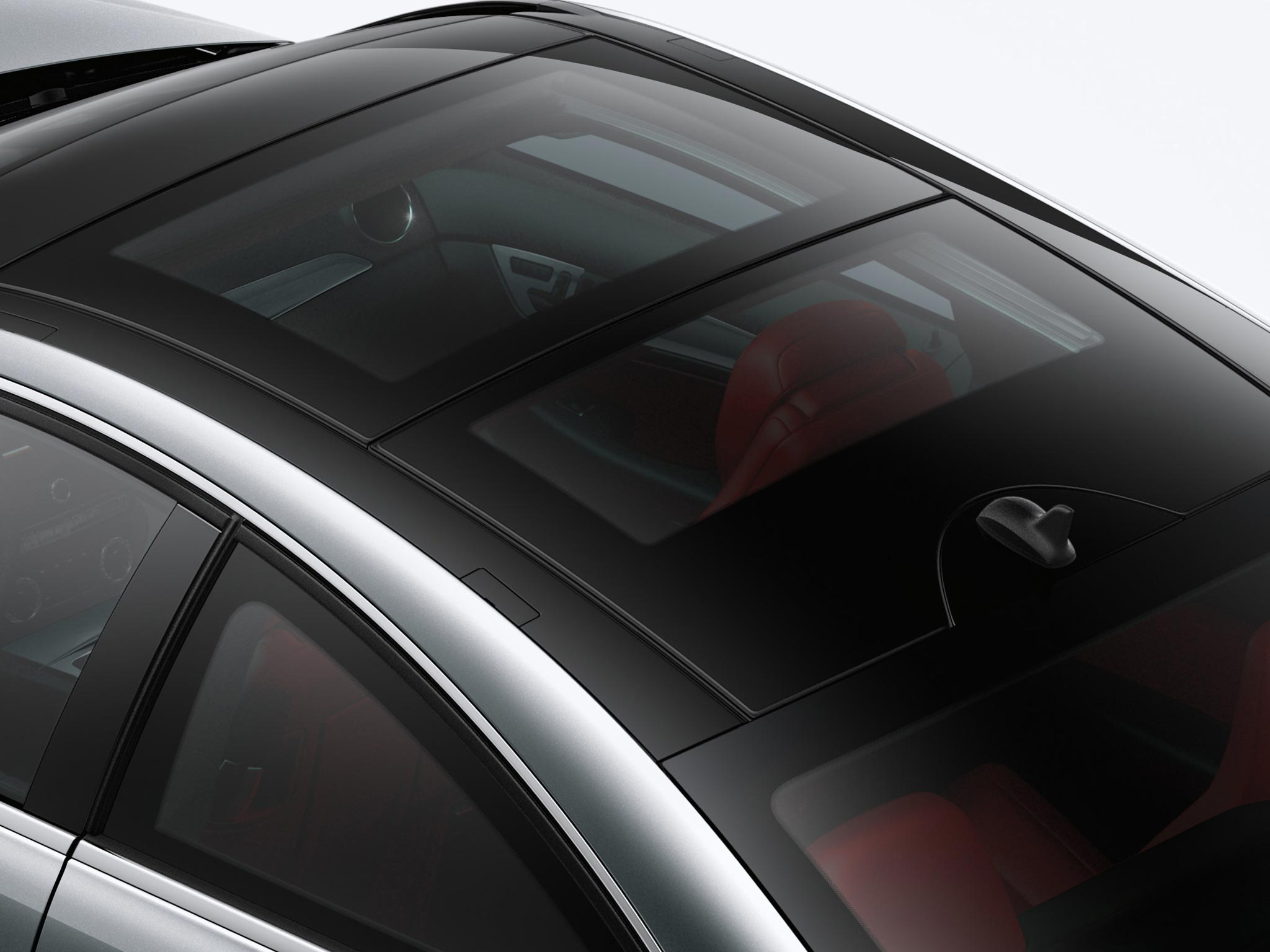 Panorama roof ford motor co reports that the sales of for Mercedes benz panoramic roof