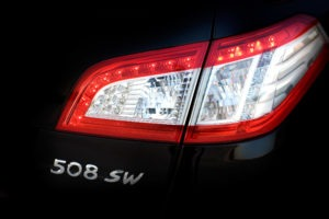 2011 Peugeot 508 SW