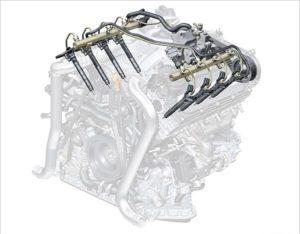 Motor Audi 4.2 TDI V8