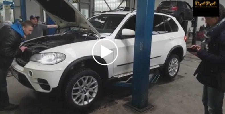 Video Obhliadka vozidla BMW X5 3.0d E70