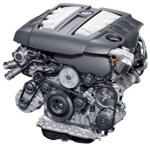 Motor VW 3.0 V6 TDI 150kW a 176 kW