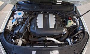 Motor VW 3.0 V6 TDI 150 kW a 176 kW