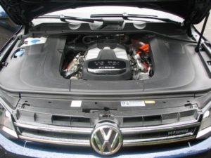 Motor 3.0 V6 TSI Hybrid