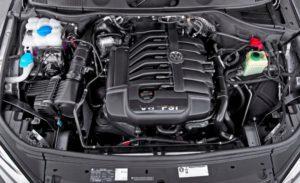 Motor VW 3.6 FSI VR6 206 kW (280K)