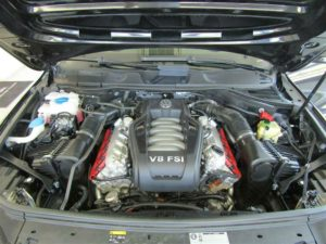 Motor VW 4.2 FSI V8