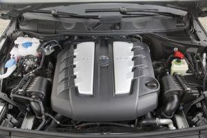 Motor VW 4.2 TDI V8